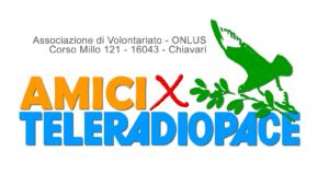 amici x teleradiopace logo